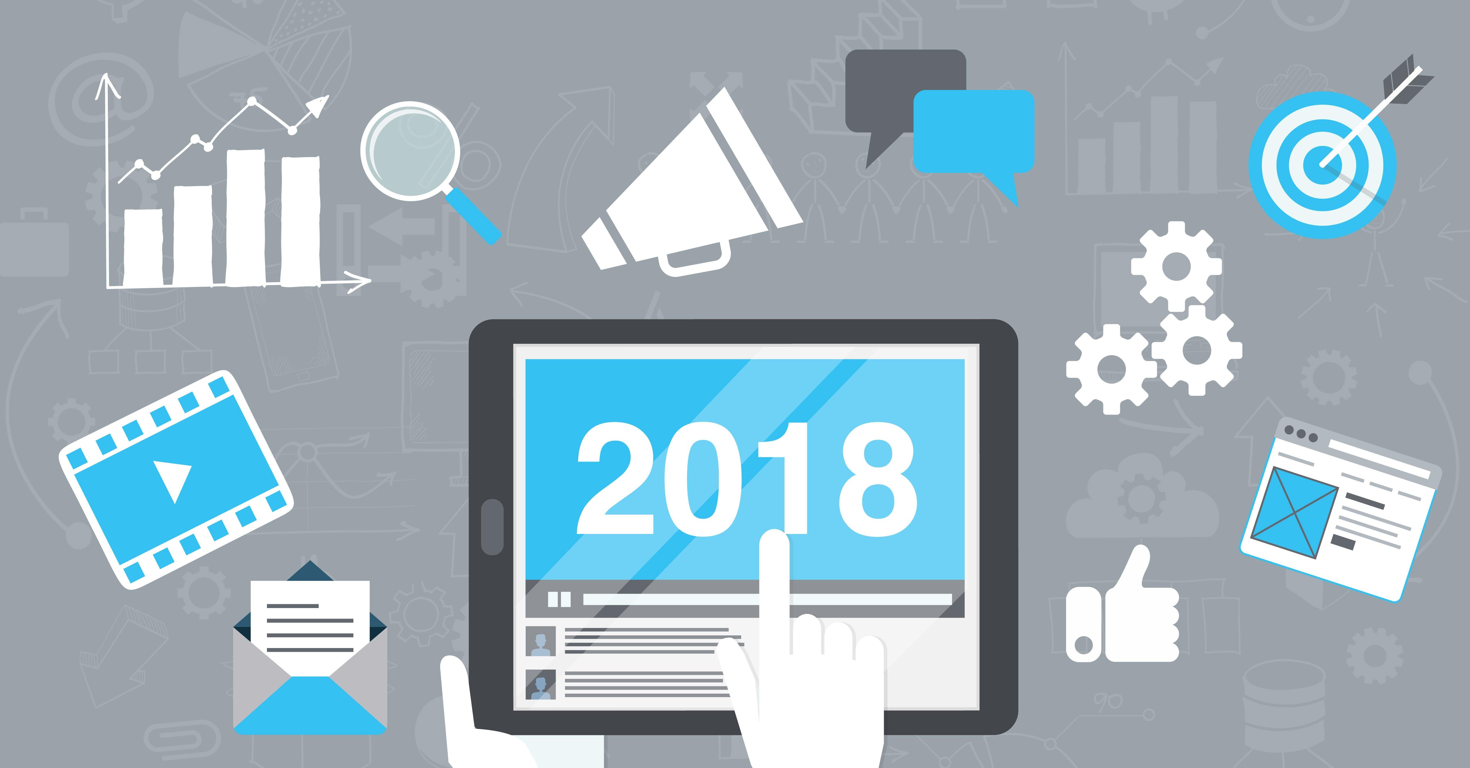 tendencias de marketing 2018