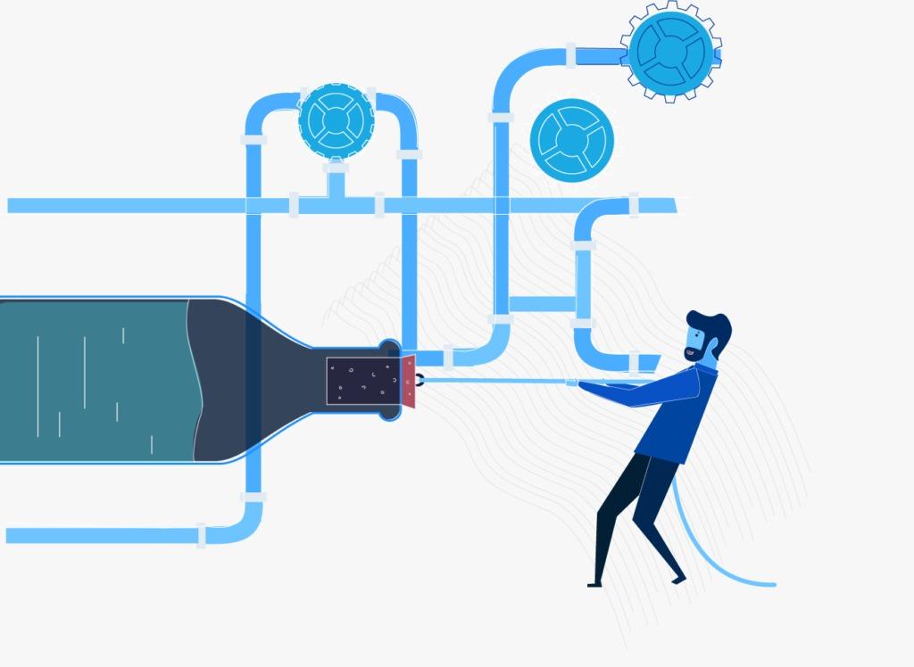 Detectar problemas de comunicación que generan cuellos de botella