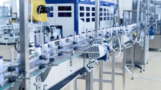Sensores de control para la línea de producción, 7 beneficios